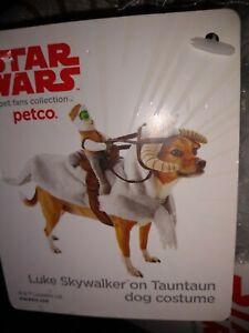 DOG PET COSTUME STAR WARS LUKE SKYWALKER