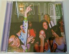 Dua Lipa - New rules. Remixes (Maxi-Singles, 16 tracks, Promo) 2018