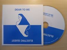 ELECTRIC GUEST : DEAR TO ME (radio edit) [ CD SINGLE ]