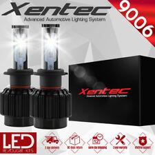 2x 240W 9006 HB4 LED Headlight 38800LM White Beam 6000K Bulbs Kit 4 Side 9012
