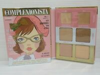 BENEFIT THE COMPLEXIONISTA CONCEAL BRONZE HIGHLIGHT PALETTE VOL. 1 BOXED