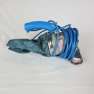 Royal Appliance Miniature Handheld Vacuum Model 501 Blue