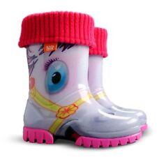 Scarpe stivali gialli per bambini dai 2 ai 16 anni Numero 20