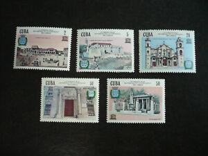 Stamps - Caribbean - Scott# 2820-2824