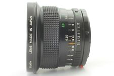 [ Mint] Canon New FD 20mm F2.8 NFD Wide Angle MF Lens from Japan #143