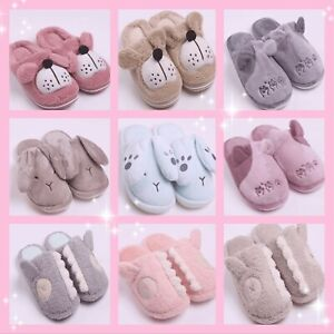 Faux Fur Slippers Super-Comfy for Indoor House