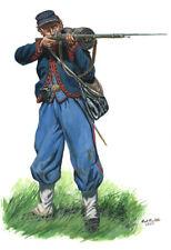 Mark Maritato Civil War 72nd Pennsylvania Baxter's Fire Zouaves Signed Art Print