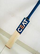 English Willow Cricket Bat Grade (A) Big Edge 40-45 mm + Free Ceat Sticker
