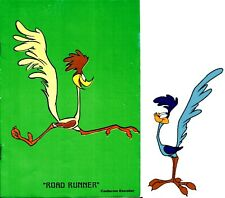 Road Runner vintage - School Notebook - Made in Portugal in the 1980's Rare