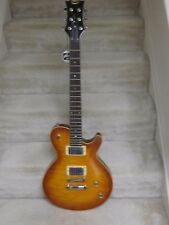 Dean Evo-Special 2002 electric guitar- new'old stock'in box,quilted amber finish