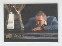 (66006) 2014-15 UPPER DECK CANVAS ALEX OVECHKIN #C85