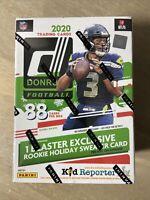 Panini Donruss 2020 Football NFL Holiday Blaster Box 88 Cards Per Box New Sealed
