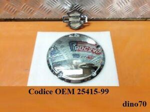 Harley Davidson derby cover carter primariacromato 5 fori. Codice OEM 25415-99