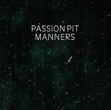 Passion Pit - Manners (NEW VINYL LP)