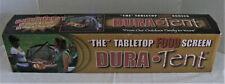 Dura Tent Tabletop Food Screen Picnics Barbecue New In box
