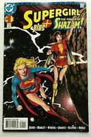 Supergirl #1 plus Power of Shazam One Shot 1997 DC Comics   VF+/NM  (E268)