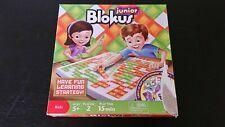 Blokus Junior Board Game -Complete, VGC-  w/ 10 Mini Games