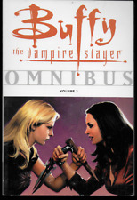Buffy the Vampire Slayer Omnibus 5 by Christopher Golden & more TPB DH 2008 OOP