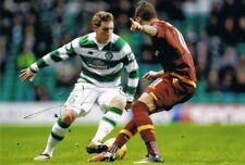More details for signed kris commons glasgow celtic autograph photo scotland derby county