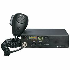 New in box Cobra - 18 WX ST II Compact CB Radio with Weather and Soundtracker