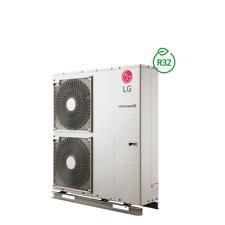 LG Wärmepumpe Therma V Luft/Wasser Monoblock 12 kW A+++ Bafa förderbar R32 WiFi