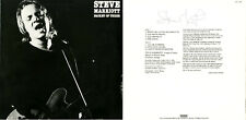 """Steve Marriott hand signed """"Packet of Three"""" rare vinyl record, Small Faces"""