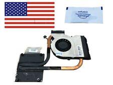 NEW for HP 665307-001 641476-001 Thermal HeatSink & Fan DV6-6000 DV6-6100 Series