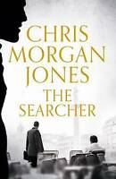(Good)-The Searcher (The Ben Webster Spy Series) (Hardcover)-Morgan Jones, Chris