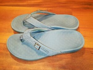 Vionic Patty Womens Orthaheels Parents Flip Flops Comfortable Sandals Size 8