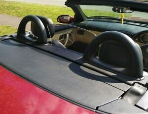 Mercedes Benz SLK R170 1996-2004 wind deflector, tinted, with any logo