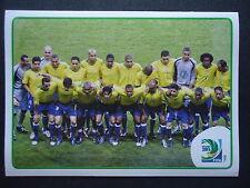 Panini 24 team brasil confed Cup 2013 brasil