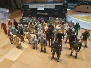 Kenner Vintage Original Star Wars Action Figures (1977-1985) Rare job lot