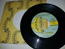 "ERNIE ROWELL Learning How To / Hello Josephine CHART 5046 45 VINYL 7"" RECORD"