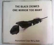 The Black Crowes One Mirror Too Many CD-Single UK promo Disctronics