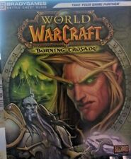 WORLD OF WARCRAFT Burning Crusade BRADYGAMES Battle Chest Ed NEW! STRATEGY GUIDE