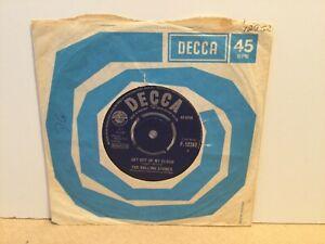 "The Rolling Stones – Get Off Of My Cloud - 7"" Vinyl Single – 1965 – REF.8757"