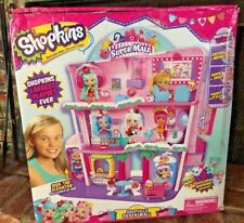 Shopkins Super Mall Playset New (other)