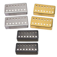 2pcs/Pack Humbucker Pickup Covers for 7 String Electric Guitar Accessory