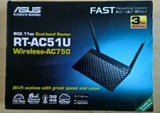 ASUS RT-AC51U AC 750, Dual-band Router