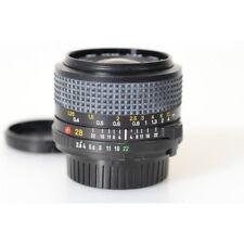Minolta MD 28mm 1:2.8 Japan Ø 49 mm