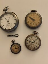 Mixed Lot Vintage / Antique Pocket Watches