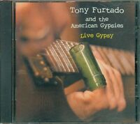 Tony Furtado And The American Gypsies - Live Gypsy Cd Ottimo