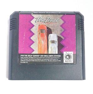 The Duel Test Drive II Cartridge Only, Sega Megadrive Game