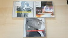 New Order - x3 DVD's - Crystal, 60 Miles An Hour & Here To Stay (Scarce)