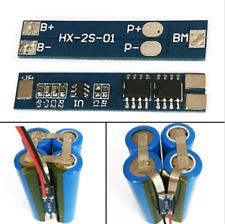2S Li-ion Lithium Battery 3.7v 18650 Charger BMS Protection Board 5A 7.4V 8.4V