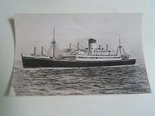 Vintage Photograph S.S. Ceramic Shaw Savill Line