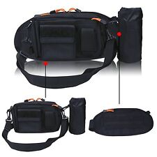 Tackle Storage Portable Outdoor Sports Multi functional Cross body Shoulder Bag