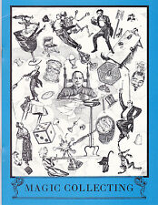 MAGIC BOOK - MAGIC COLLECTING BY DR. ROBERT ALBO (NEW)