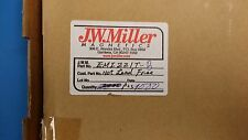 (10 PCS) EMI221T JW MILLER EMI Filter 25dB 5A 50VDC PC Pins Thru-Hole