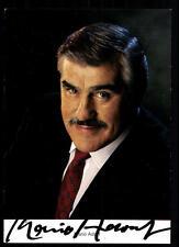 Mario Adorf Autogrammkarte Original Signiert ## BC 33171
